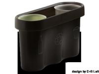 poubelle de tri éco design