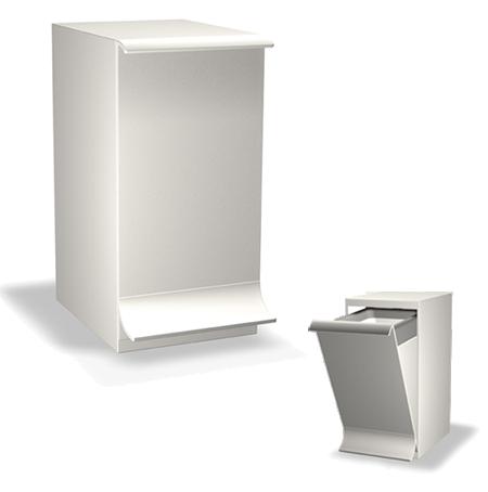 poubelle de salle de bains