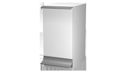<span>Selectibox Qube®</span>, poubelle de sanitaire ou de salle de bains
